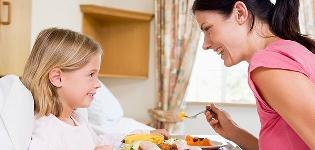 Alimentación y nutrición para pacientes enfermos
