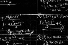 Bases Matemáticas, Integrales